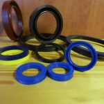 Different Colors Pneumatic Seals | Fuzion Trading