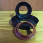 3 Pneumatic Seals On A Wooden Table | Fuzion Trading